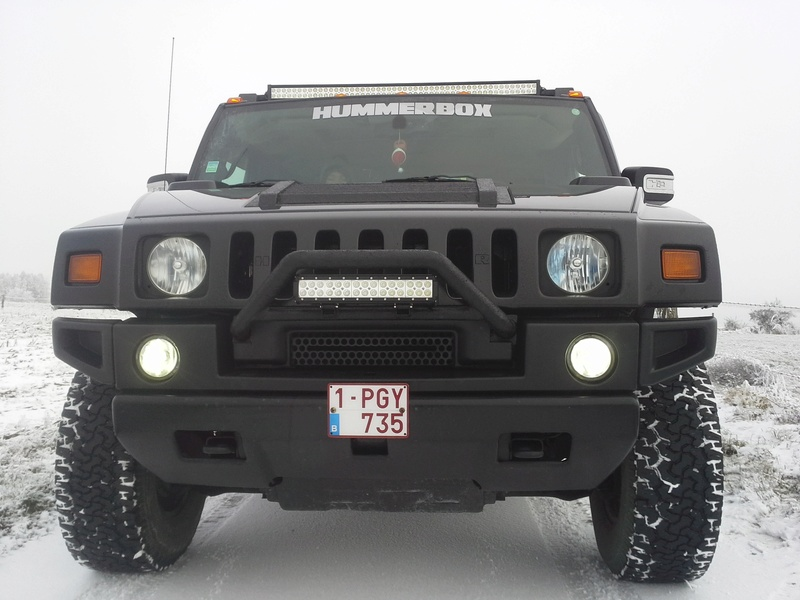 HUMMER H2 sut  - Page 7 20170111