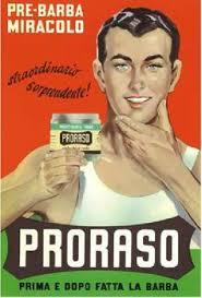 Le rasage, une page de pub ! Pro11