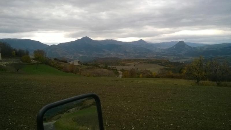 WE pistes en Drôme provençale 19-20 novembre 2016 - Page 5 Wp_20117