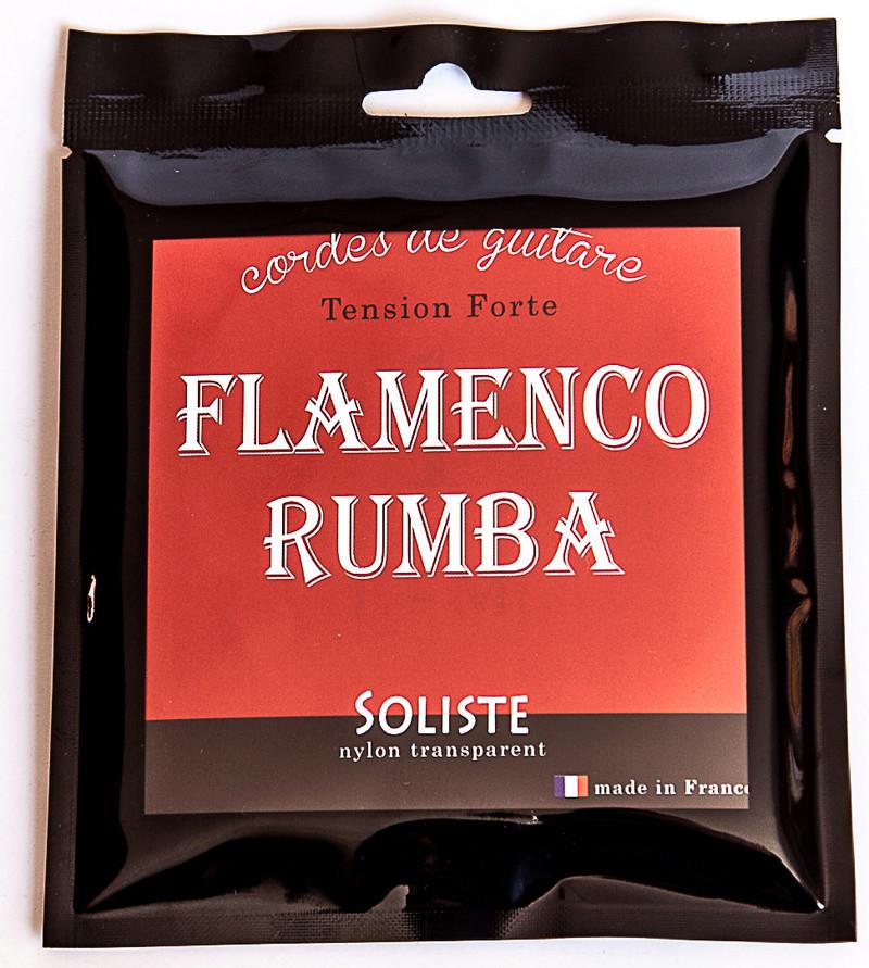 cordes flamenco Rumba