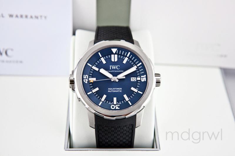 l'equipe cousteau et les montres - Page 4 Iwc_aq10