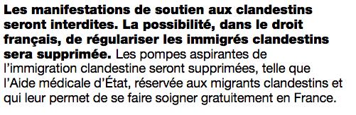 Prof fonctionnaire : faire barrage à Fillon = votez Juppé dimanche pour éviter le pire. Captur13
