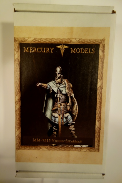 Viking Spearman von Mercury Models Viking10
