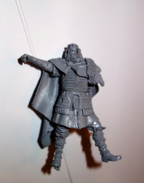 Viking Spearman von Mercury Models Viking14