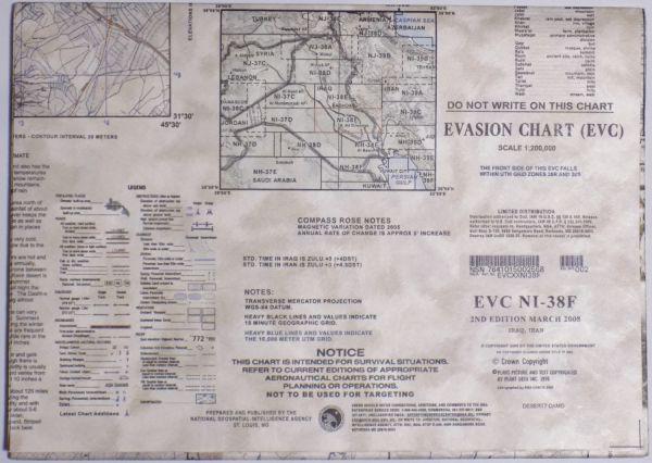Evasion Chart  EVC NI-38F Evasio10