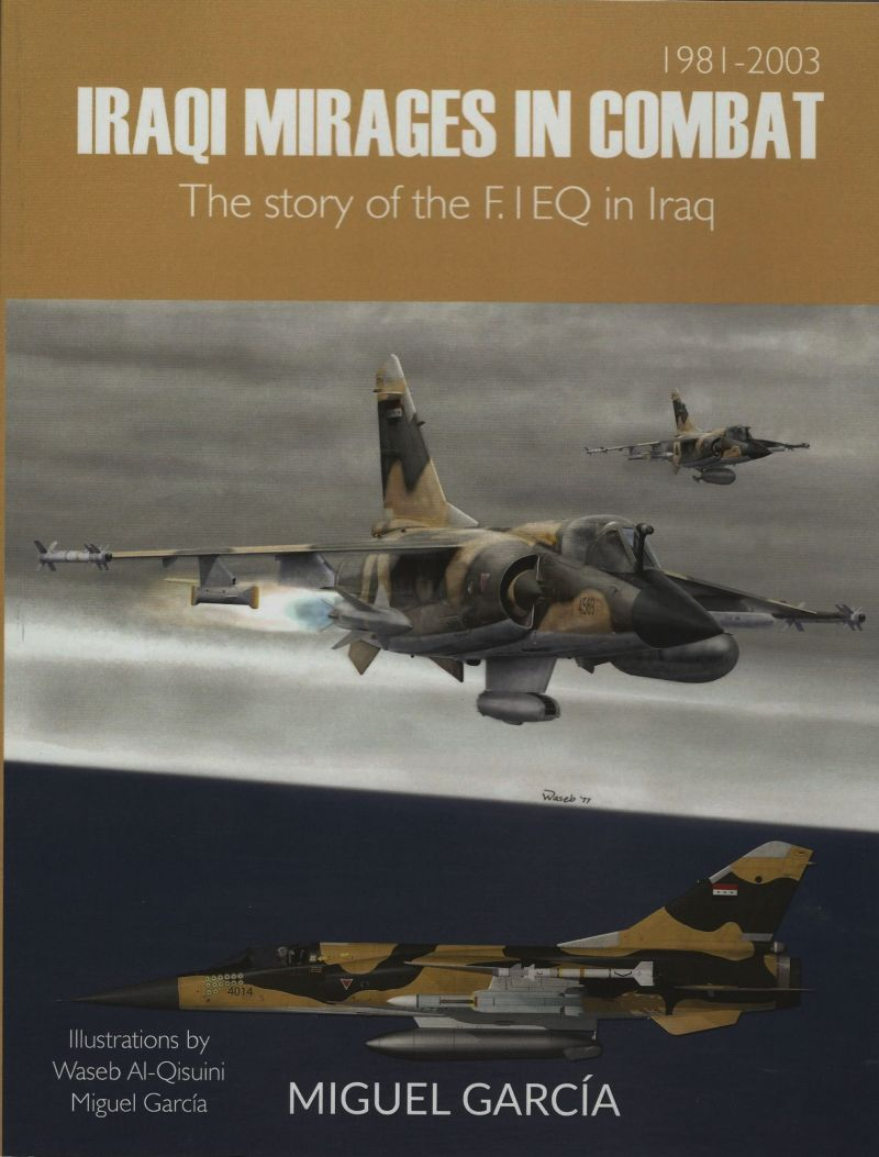 Iraqi Mirages in Combat 1981-2003 Miguel10