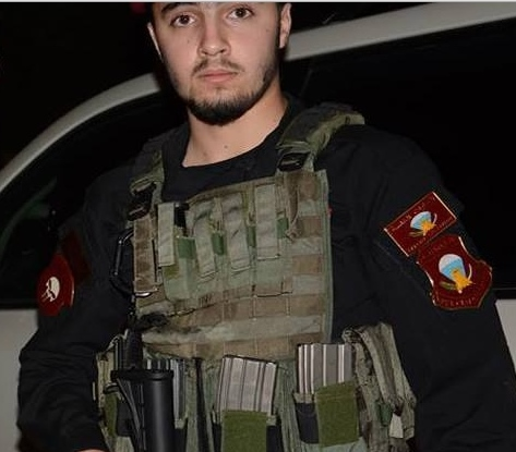 Iraqi patches are a changing Para-p10