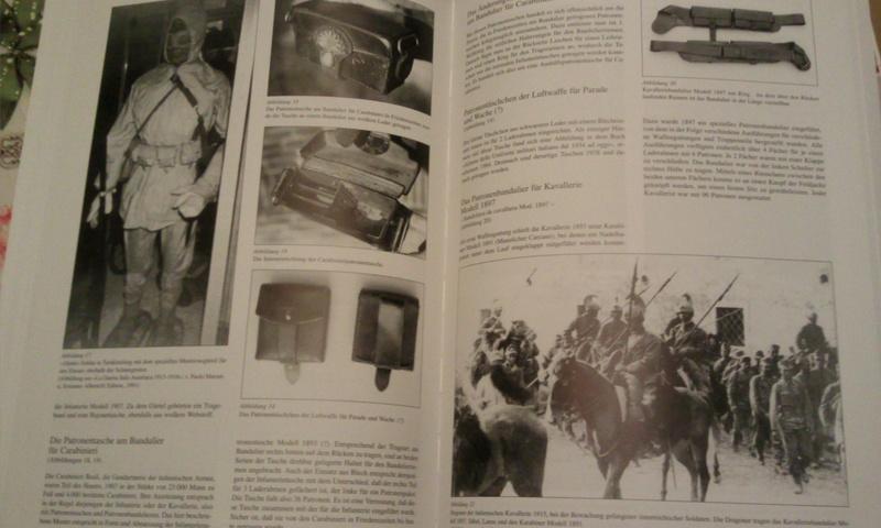 Livre sur les cartouchières Photo027