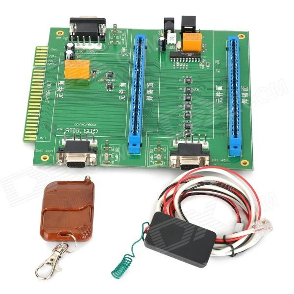 Aide pour un GBS-8118  2-en-1 commutateur à distance commutateur jamma contrôle Commun10