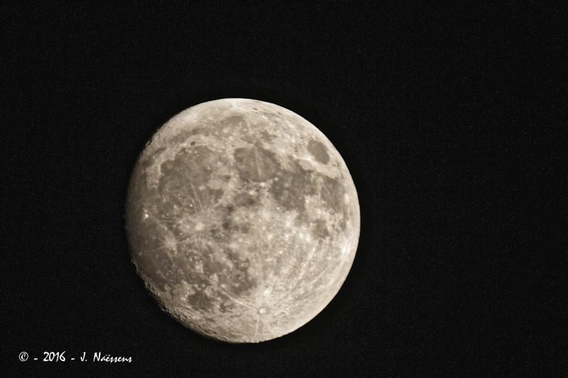 La lune 20161112