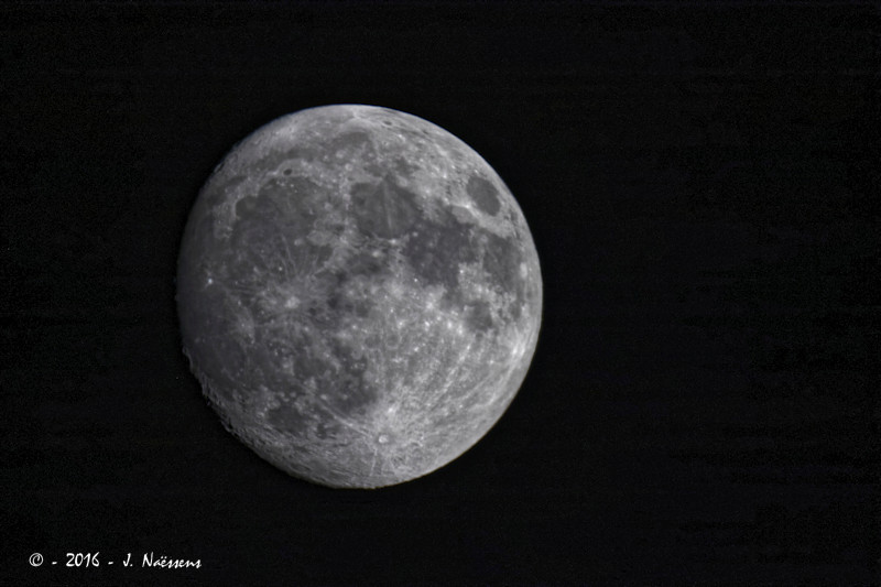 La lune 20161113