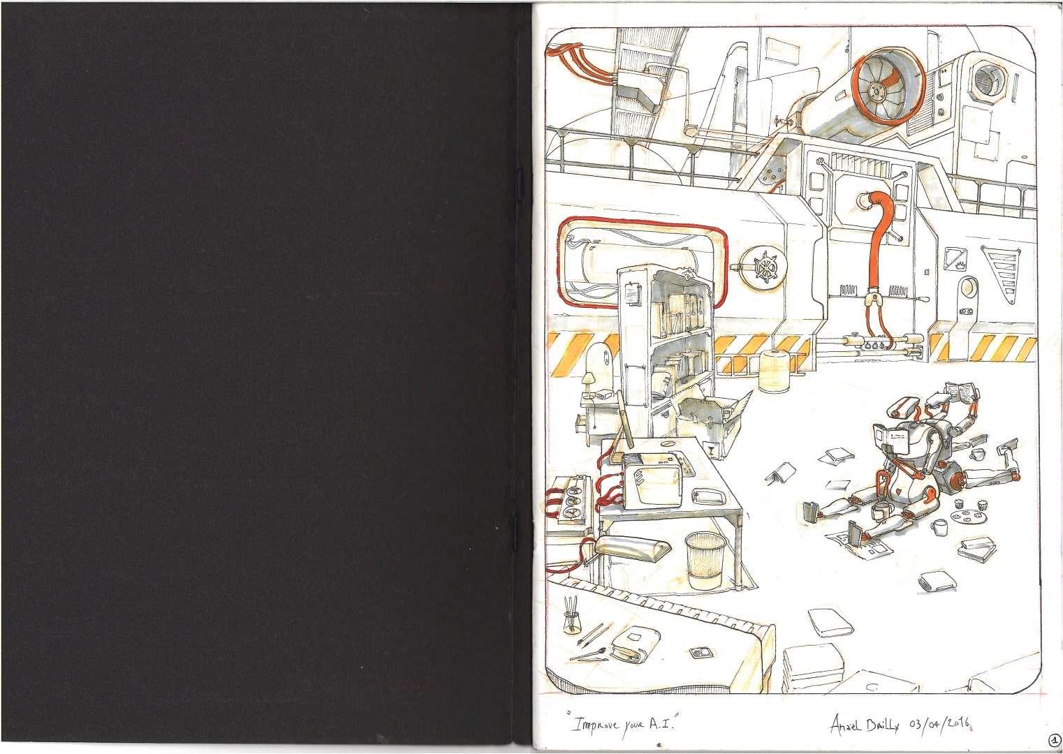 [defis] Un carnet collectif? Projet : IMaginarium - Page 17 P1_lar11