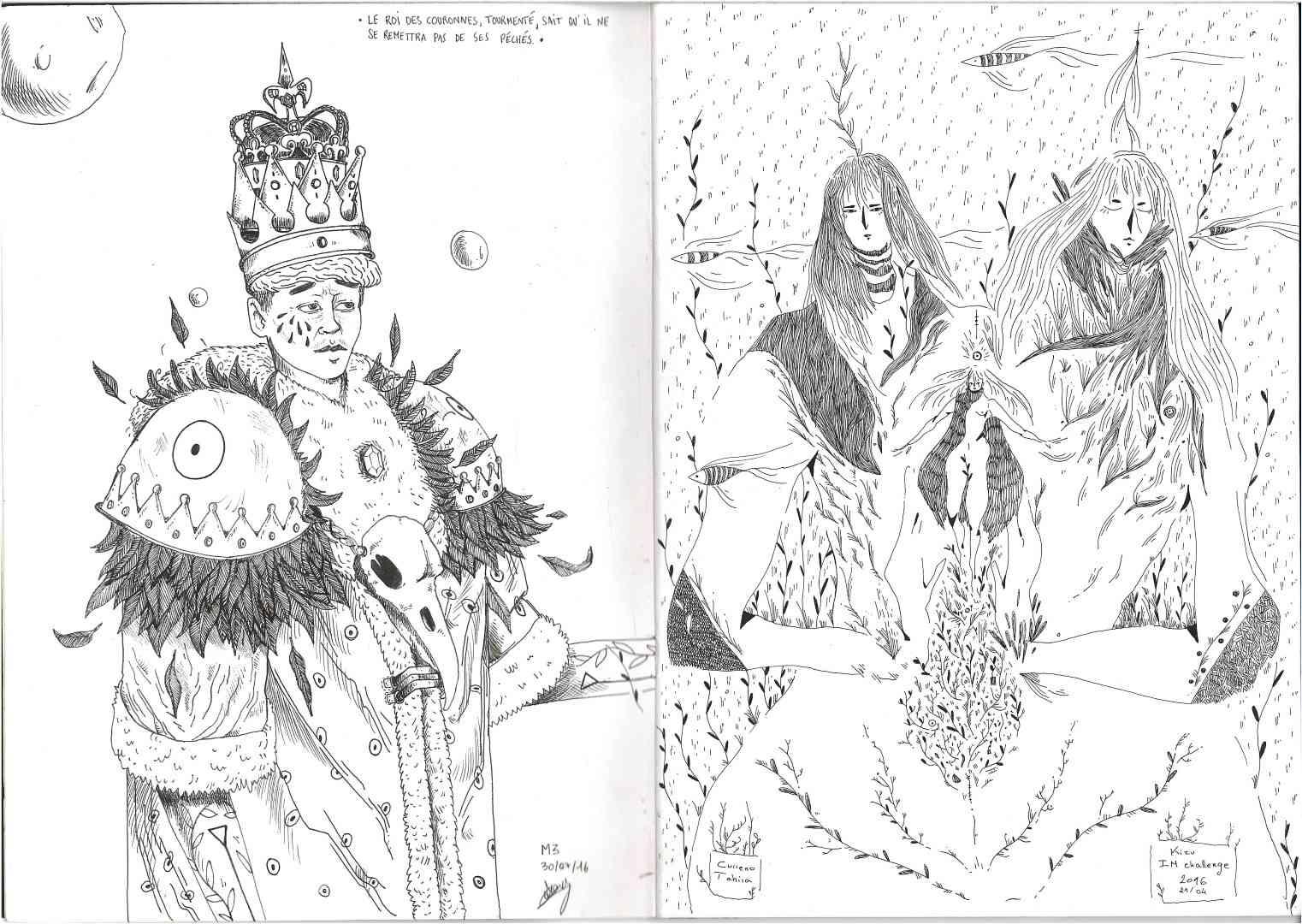 [defis] Un carnet collectif? Projet : IMaginarium - Page 17 P3_lar11