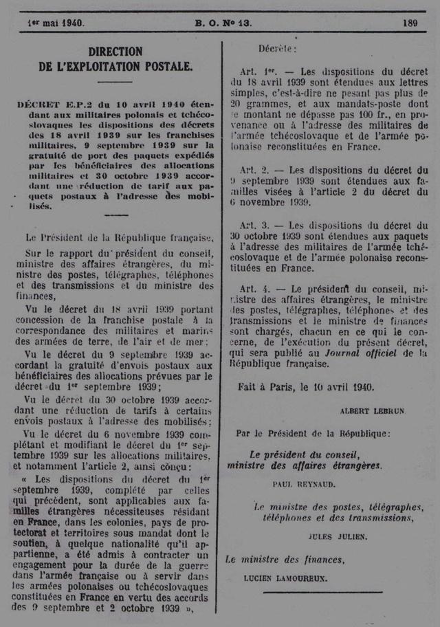 Les marques de l'armée belge repliée en France (mai-juin 1940) Ccf18011