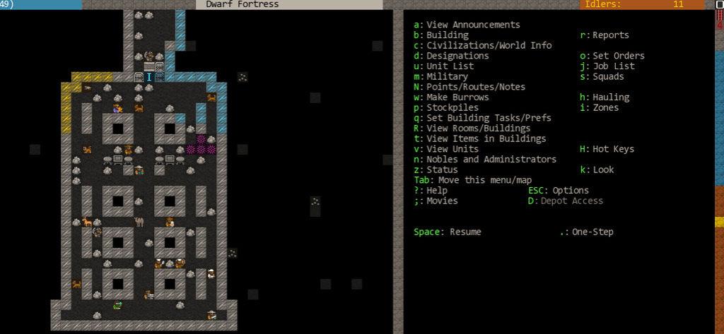 """Itebmozir, """"Postrouts"""" A Dwarf Fortress Story 3petty11"""