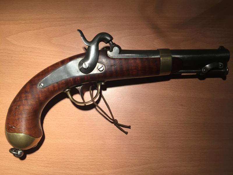 Un beau 1849 de marine  civil ou militaire mais pas français ...... Img_5314