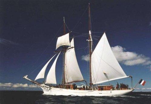 Les voiliers école de la Marine nationale Belle-12