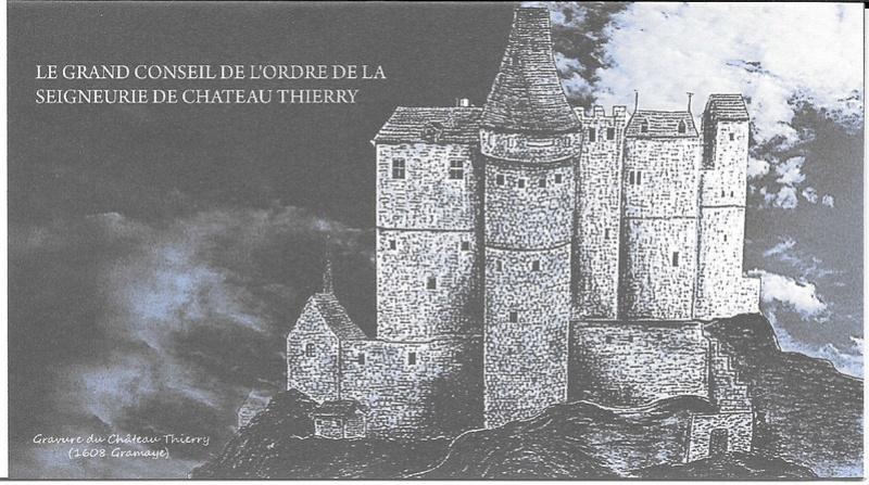 41e chapitre de l'Ordre de Château-Thierry Chytea10