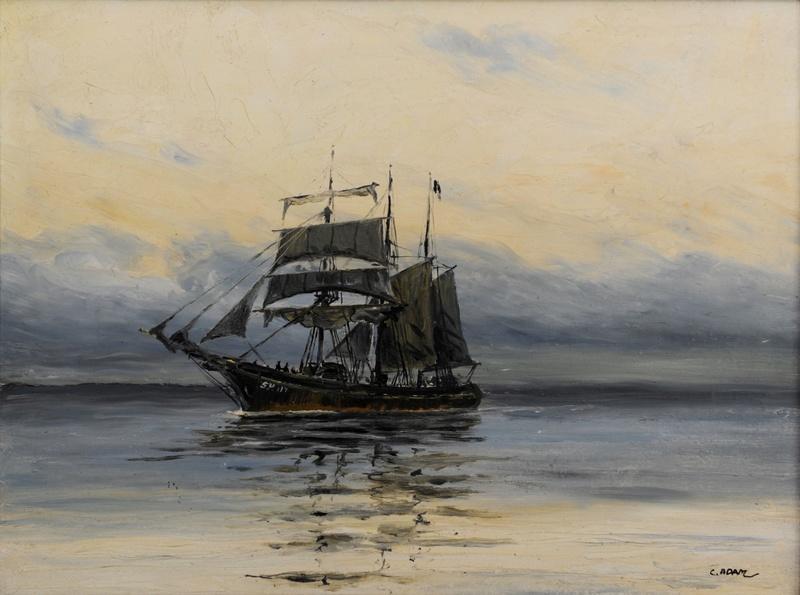 Peinture maritime : nouveau hobby ? - Page 21 Vo10