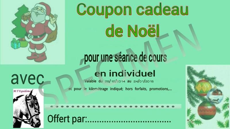 coupon cadeau de noel pour cours individuel a domicile B5c0va10