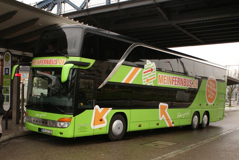 FlixBus GmbH - Munich Dsc00115