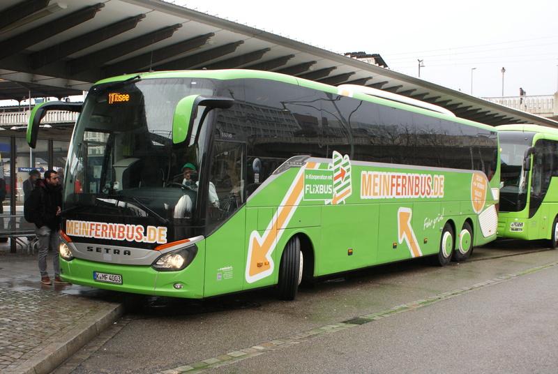 FlixBus GmbH - Munich Dsc00116