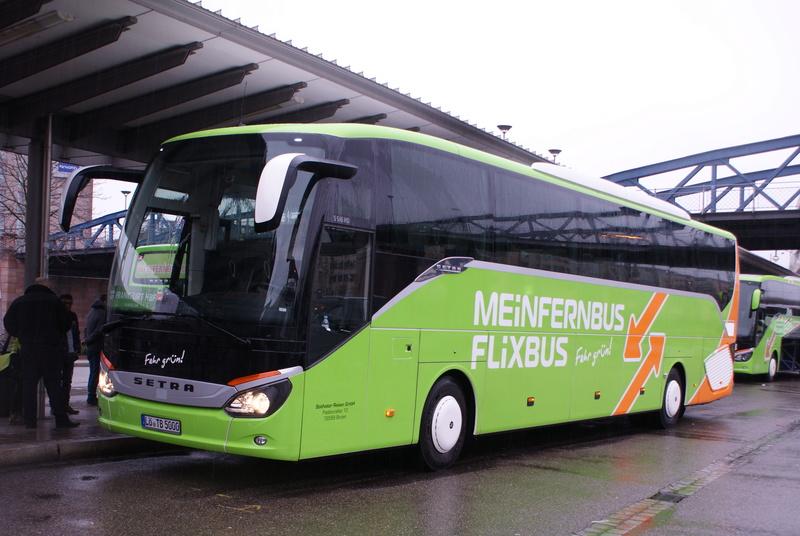FlixBus GmbH - Munich Dsc00118