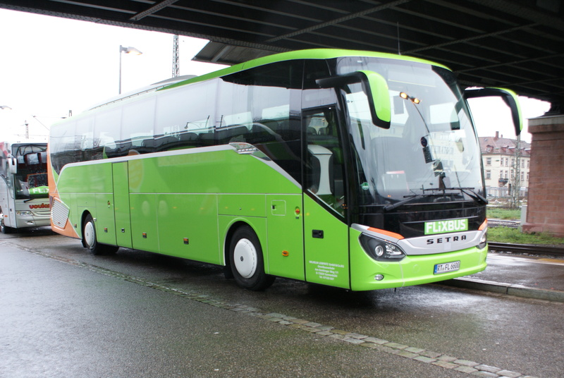 FlixBus GmbH - Munich Dsc00120