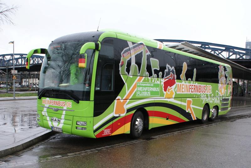 FlixBus GmbH - Munich Dsc00121