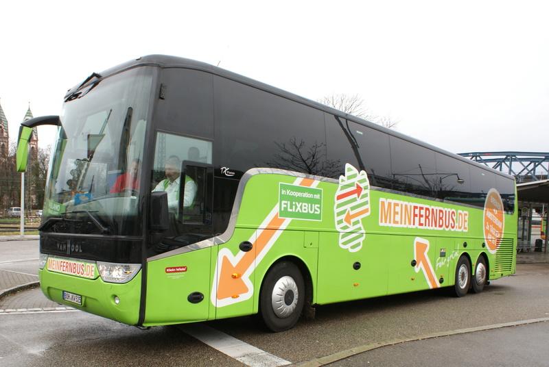 FlixBus GmbH - Munich Dsc00210