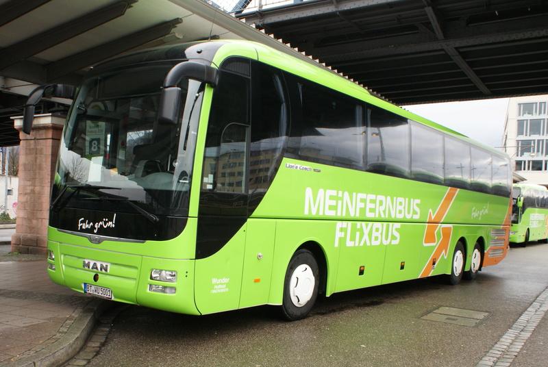 FlixBus GmbH - Munich Dsc00211