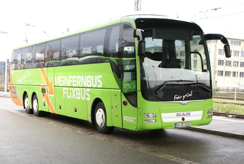 FlixBus GmbH - Munich Dsc00212