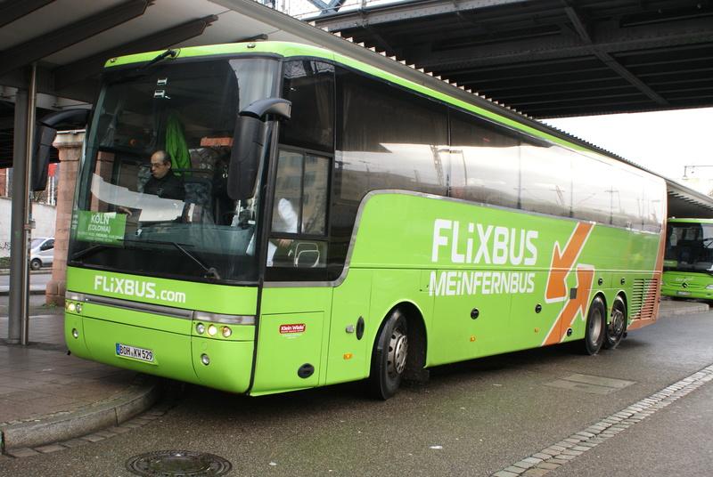FlixBus GmbH - Munich Dsc00213