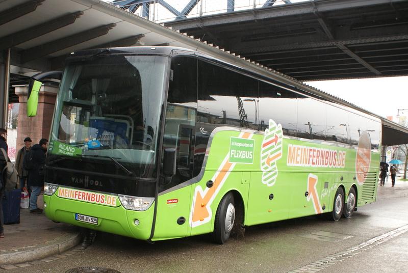 FlixBus GmbH - Munich Dsc00214
