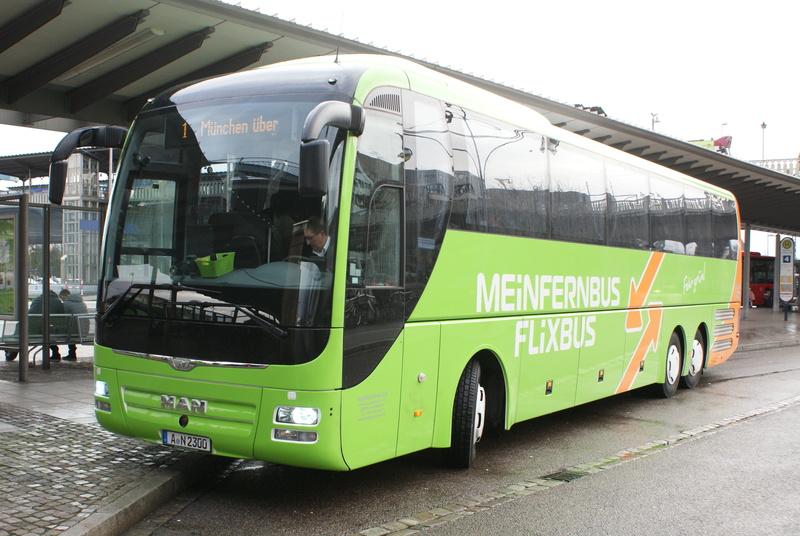 FlixBus GmbH - Munich Dsc00215