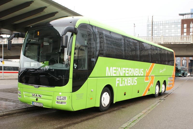 FlixBus GmbH - Munich Dsc00216