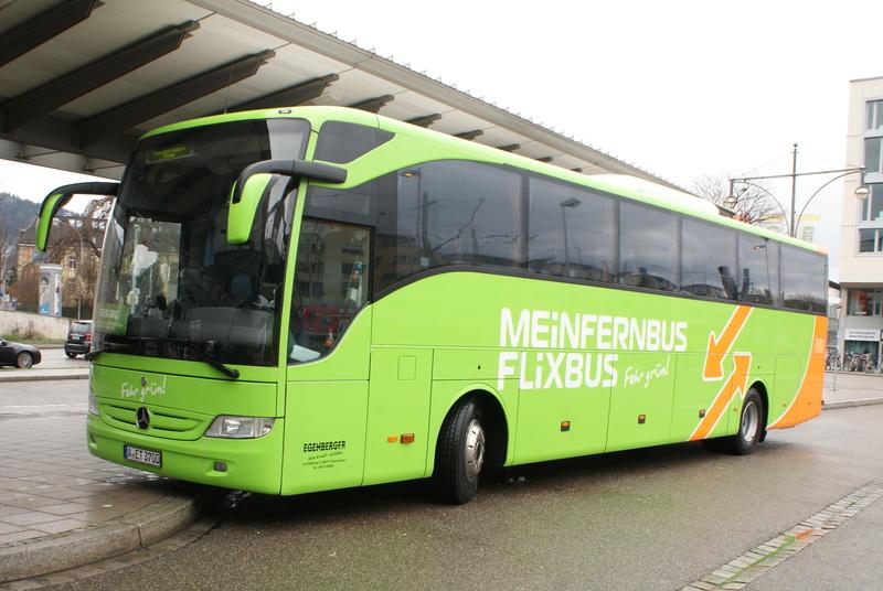 FlixBus GmbH - Munich Dsc00217