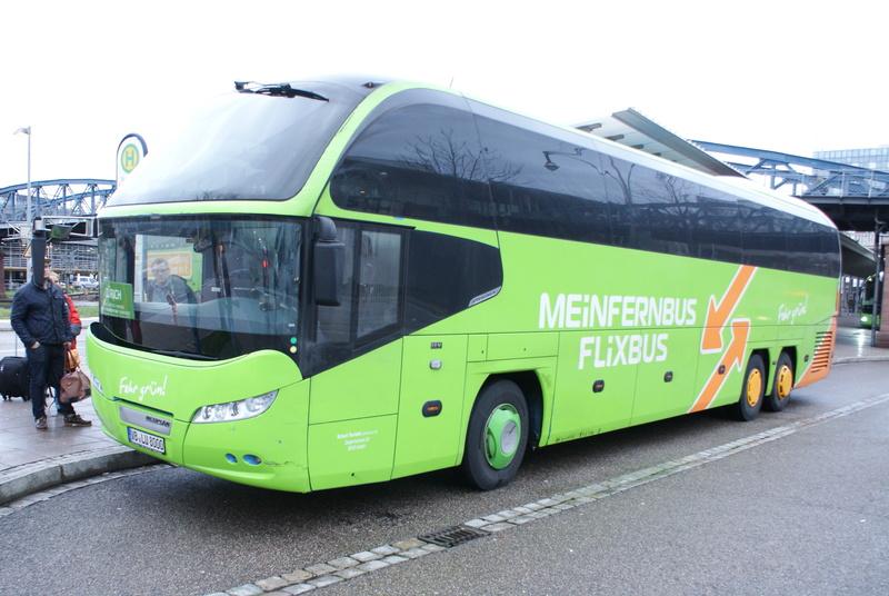 FlixBus GmbH - Munich Dsc00314