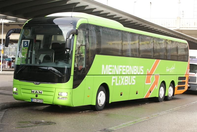 FlixBus GmbH - Munich Dsc00315