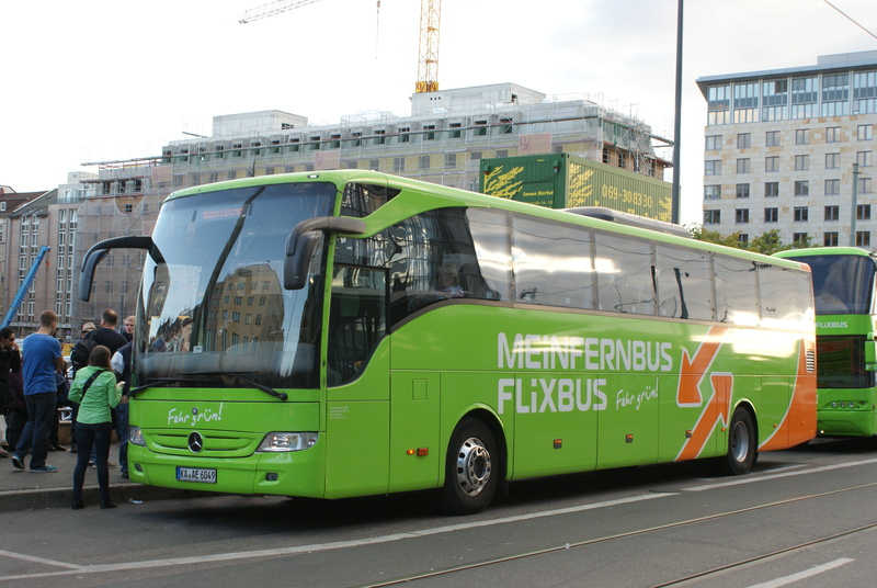 FlixBus GmbH - Munich Dsc09713