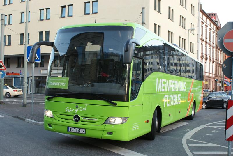 FlixBus GmbH - Munich Dsc09714