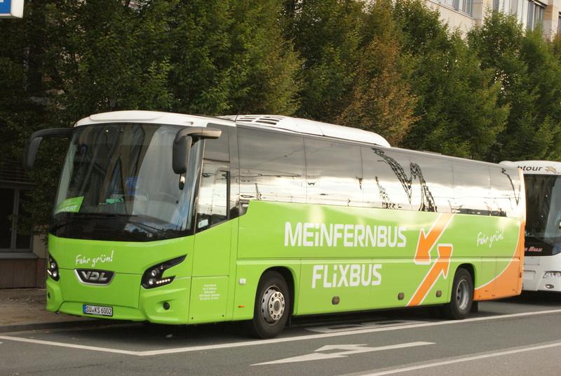 FlixBus GmbH - Munich Dsc09715