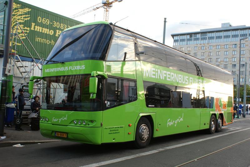 FlixBus GmbH - Munich Dsc09716