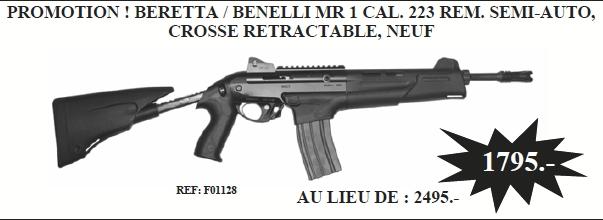 Fusil en .223 - Page 2 Mr110