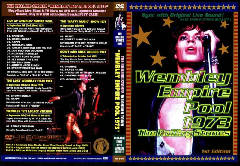 Londres Wembley Empire Pool 1973 IMP-512V (DVD) 07_08_11