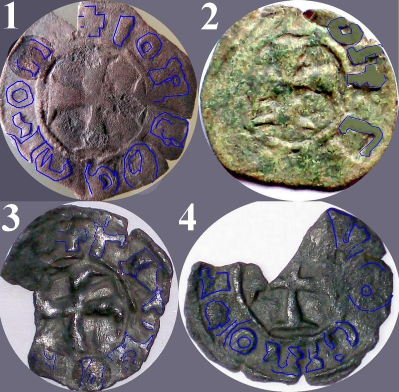 Monnaie de croisade ? à Id. Kantch11