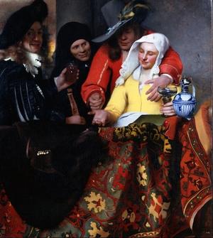 Duché de Bourgogne Gros 1337 pour Eudes IV L_entr10
