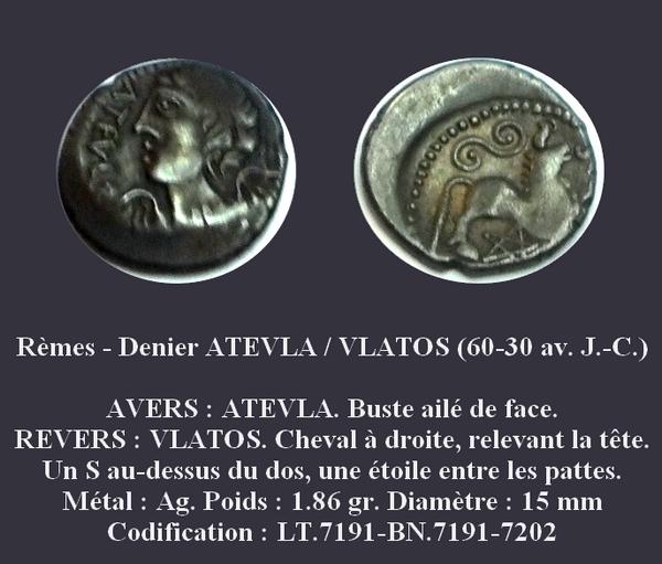 Denier REMES ATEVLA (LT : 7187  DT : 641) Mbac_r10
