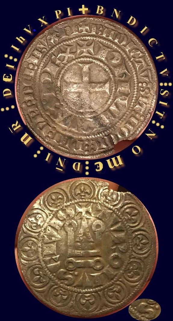 Gros Tournois PHILIPPE III Stuart11