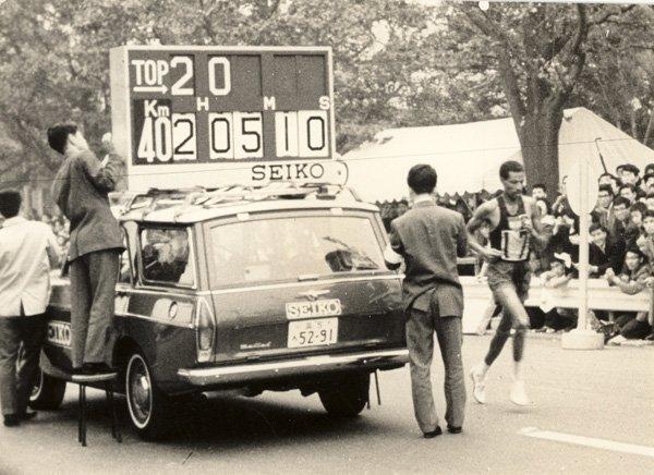 Comment Seiko est entré dans le club très fermé du chronométrage sportif Csdflr10